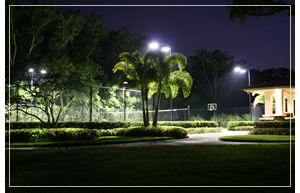 Outdoor Specialty Lighting